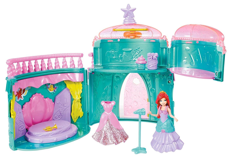 Disney Princess Royal Party Ariel Palace Playset