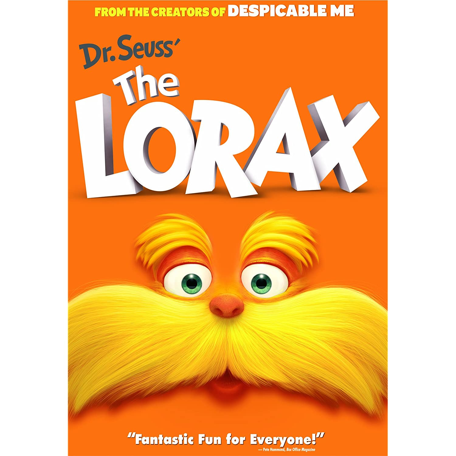 Movie - Dr. Seuss' The Lorax