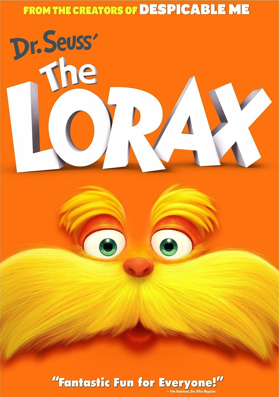 The Lorax / Лоракс (2012) BG Audio