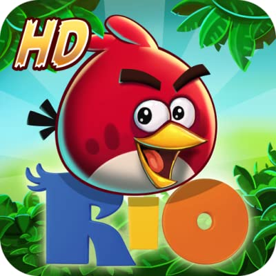 Angry Birds Rio HD (Fire Edition)