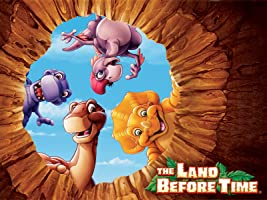 "The Land Before Time (2006/07) [HD] Season 1 - Ep. 1 ""The Cave of Many Voices [HD]"""
