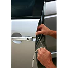 "XPEL Clear Universal Door Edge Guard (0.38"" x 12') Paint Protection Film Kit"