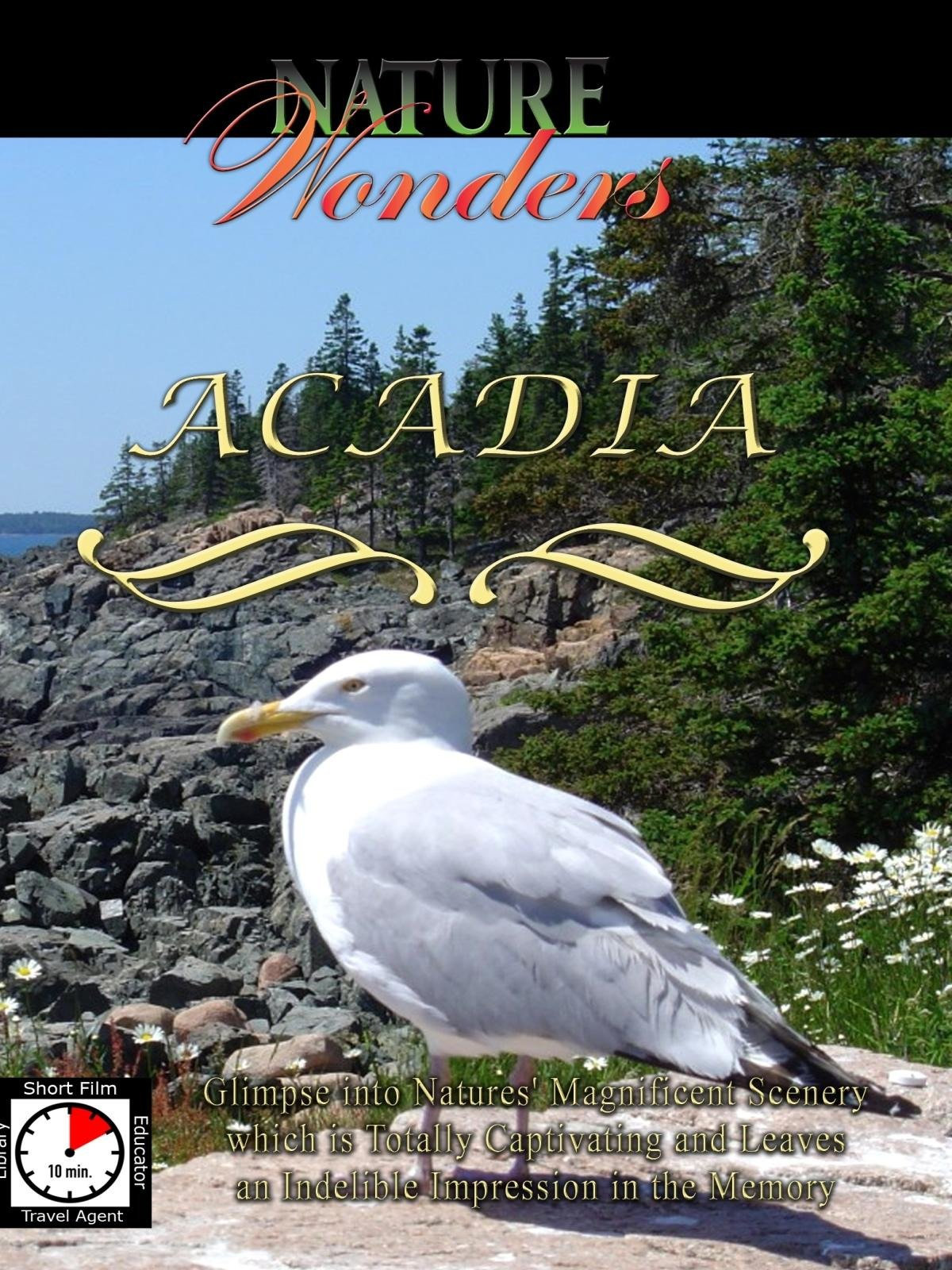 Nature Wonders - Acadia - Maine - U.S.A. on Amazon Prime Instant Video UK