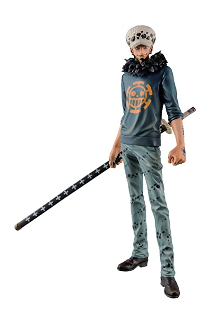 Banpresto - Figurine One Piece - Trafalgar Master Stars Piece 26cm - 3296580335565