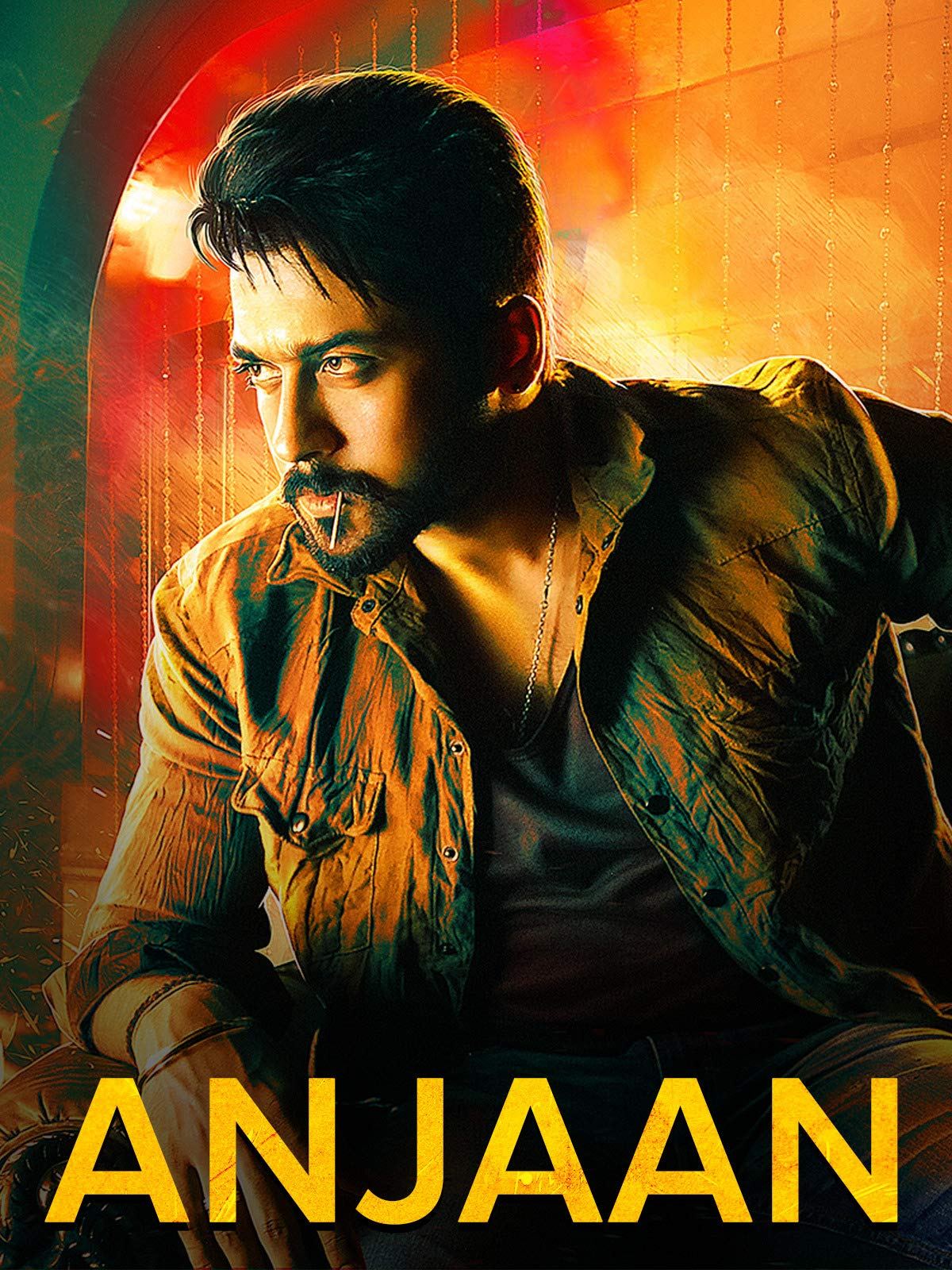 Anjaan on Amazon Prime Video UK