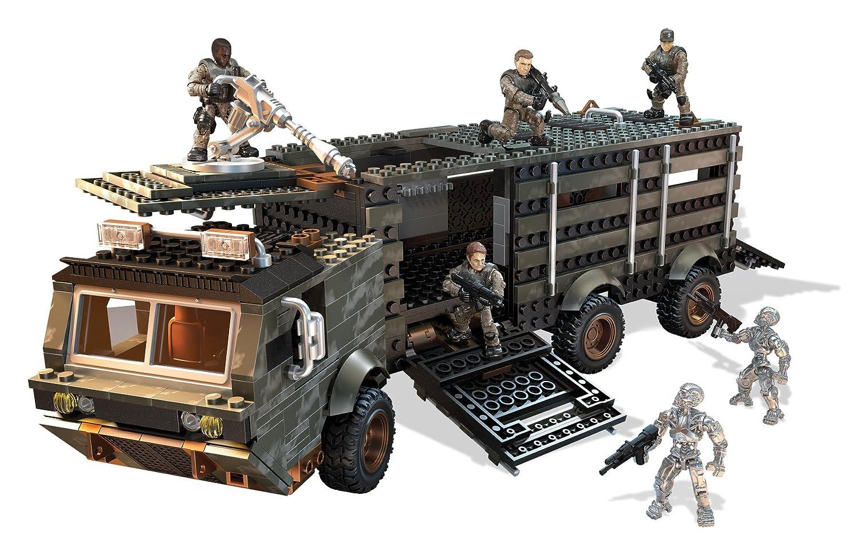 Mega Bloks Terminator: Genisys Prisoner Transport Attack