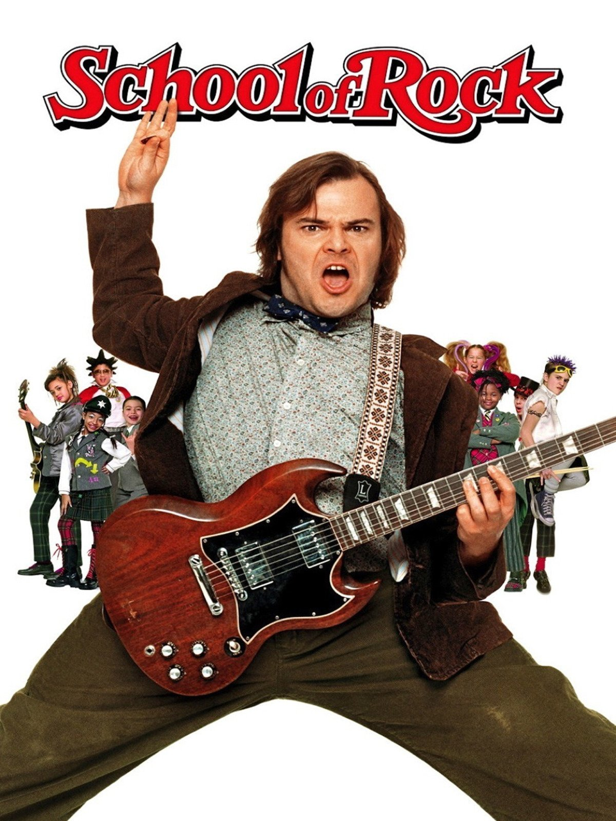 The School Of Rock on Amazon Prime Instant Video UK