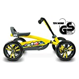 Berg 24.30.00.00 Buzzy Go Kart Toy (Color: Yellow)