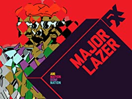 Major Lazer Season 1