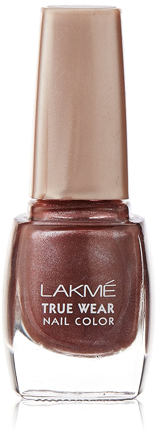 Buy lakme true wear nail color ss 1, 9ml online at low prices in ...