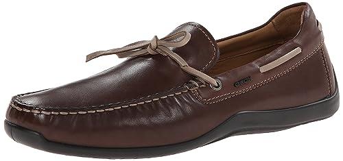 Geox Men's U Xense Moc 4 Boat Shoe