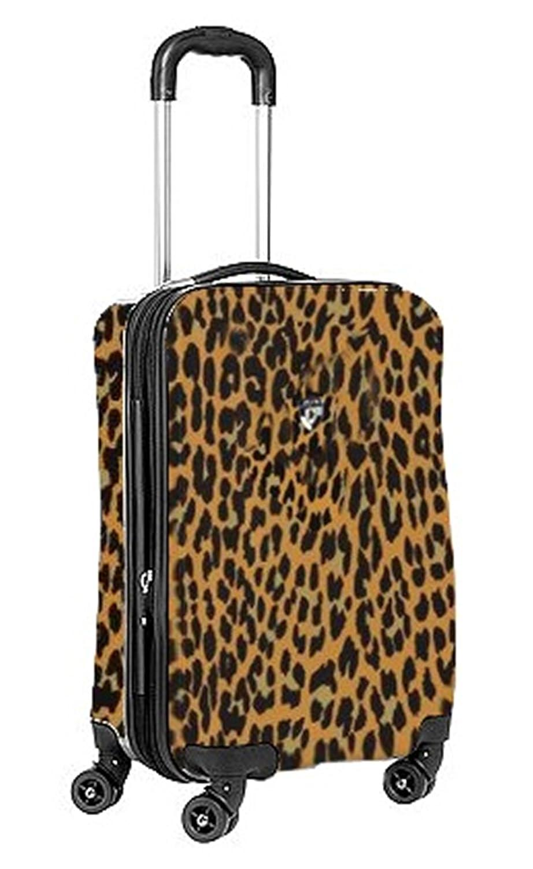 Heys – Novus Art Leopard Trolley mit 4 Rollen Klein günstig kaufen
