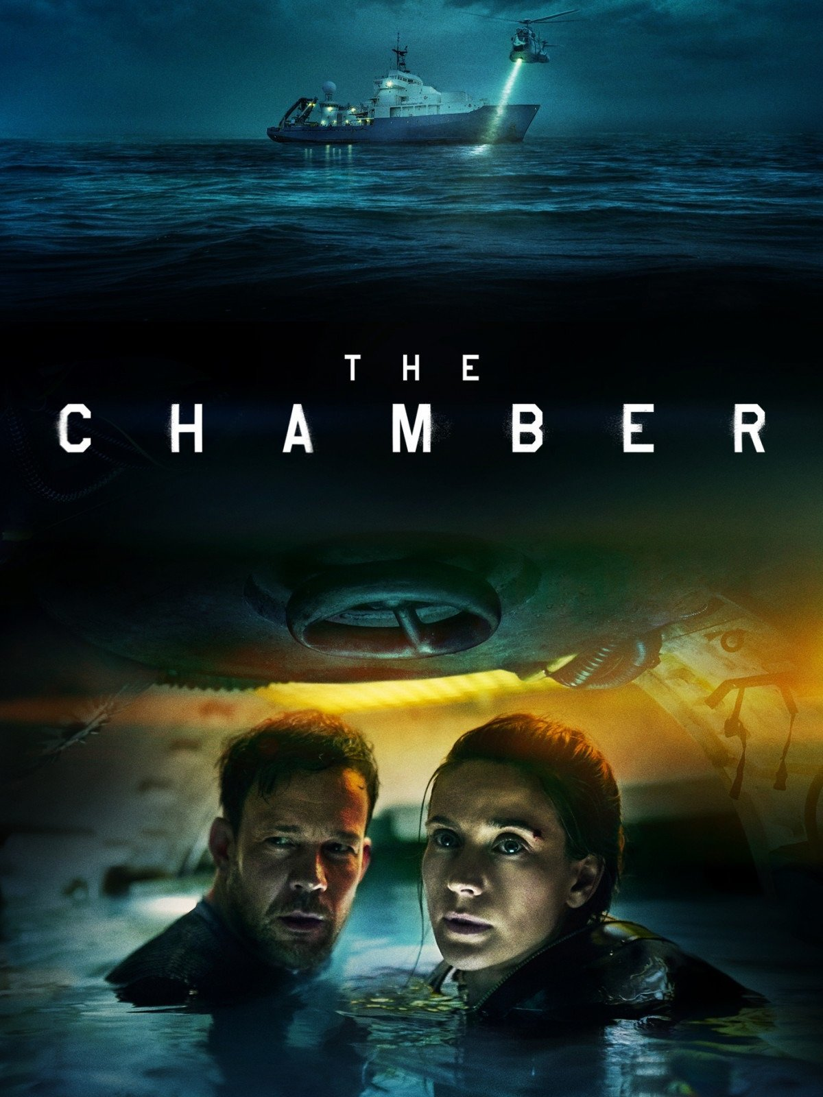 The Chamber on Amazon Prime Instant Video UK