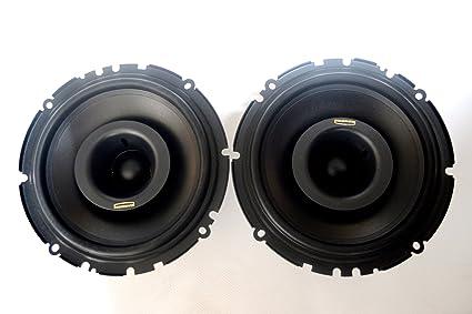 """Macrom I260, I Série, 6"""" (160 mm) Haut-parleurs, des solutions innovantes, puissance nominale 120 W Réponse en fréquence: 50 à 25000 Hz, Sensibilité (1W/1m) 90 dB, Diamètre 6 Œ"""" (16/16.5 cm), profo"""