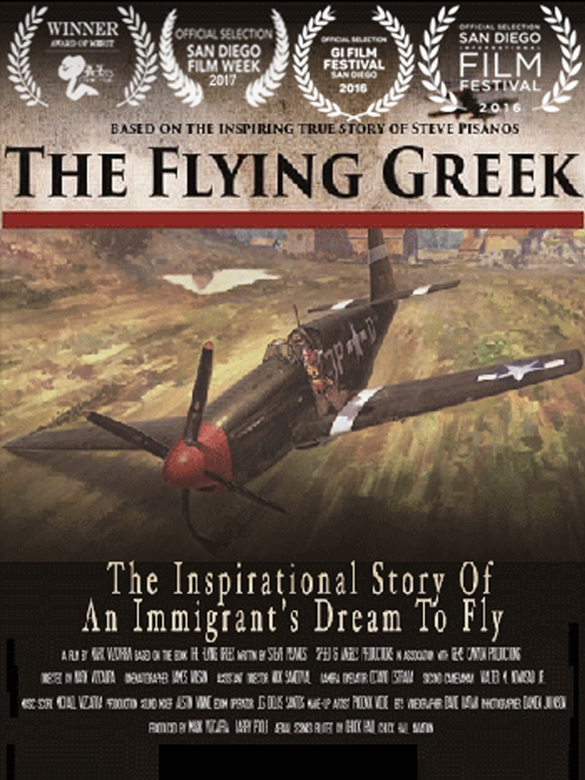 The Flying Greek