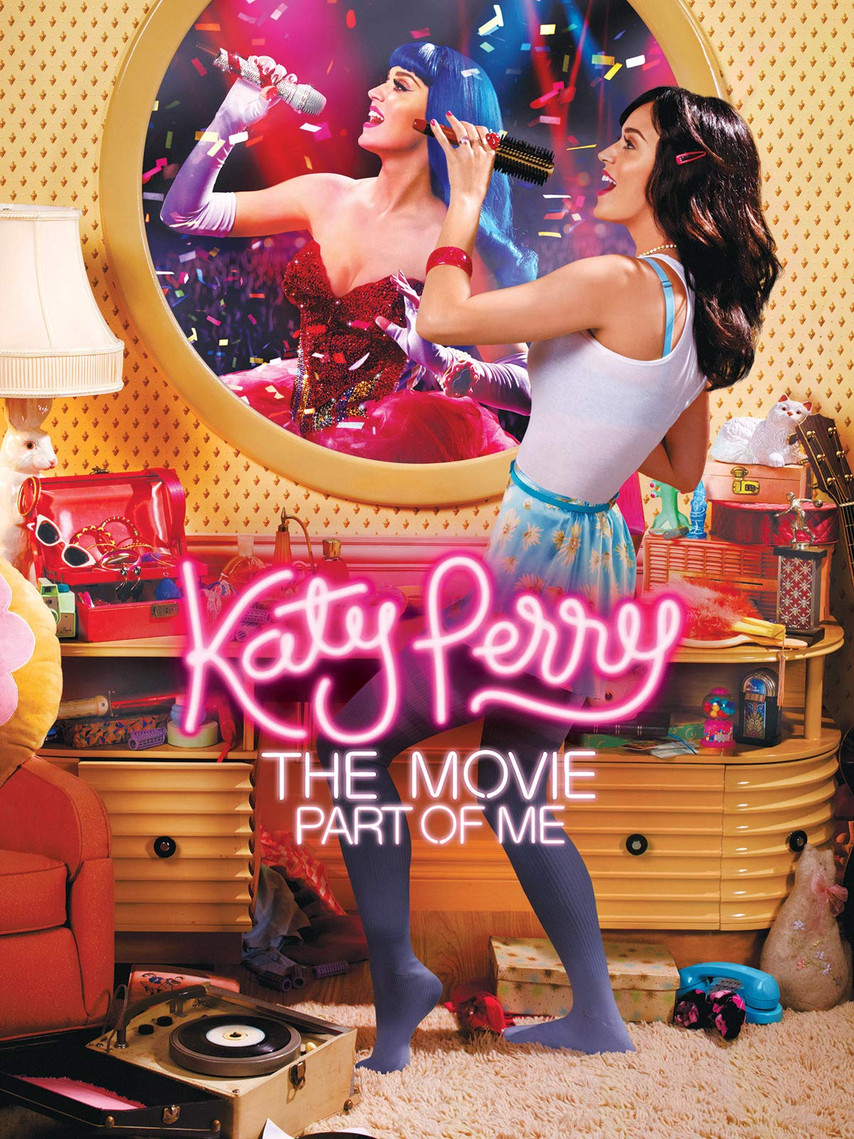 Katy Perry The Movie: Part of Me on Amazon Prime Video UK