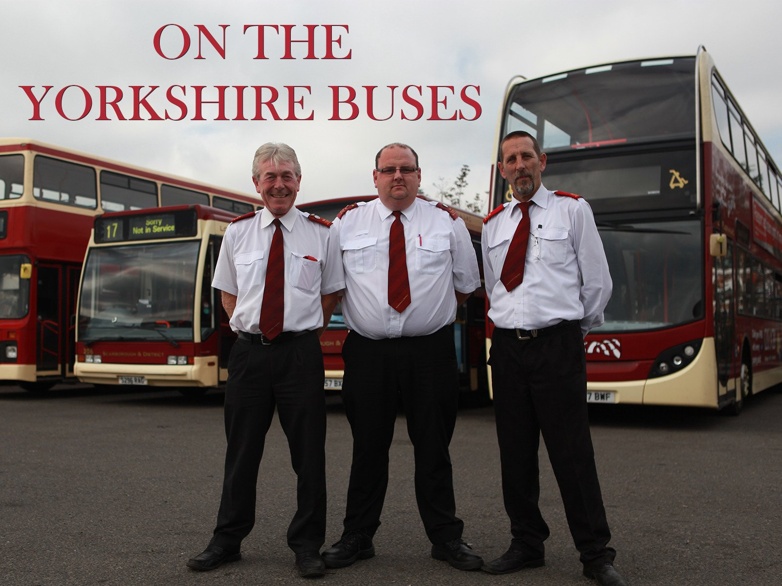 On the Yorkshire Buses - Season 1