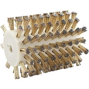 Stahldrahtbürste vermessingt 120 mm zu Handbürstmaschine 9741  BaumarktKundenbewertung und weitere Informationen