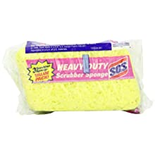S.O.S. Heavy Duty Scrub Sponge, 3-Count Packs (Pack of 8)