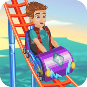 Roller Coaster 2 Free by XiaoXiao