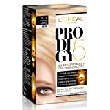 L`OREAL PRODIGY Permanent Hair Colour Micro Oil Technology No Ammonia 10.21 Very Very Light Blonde