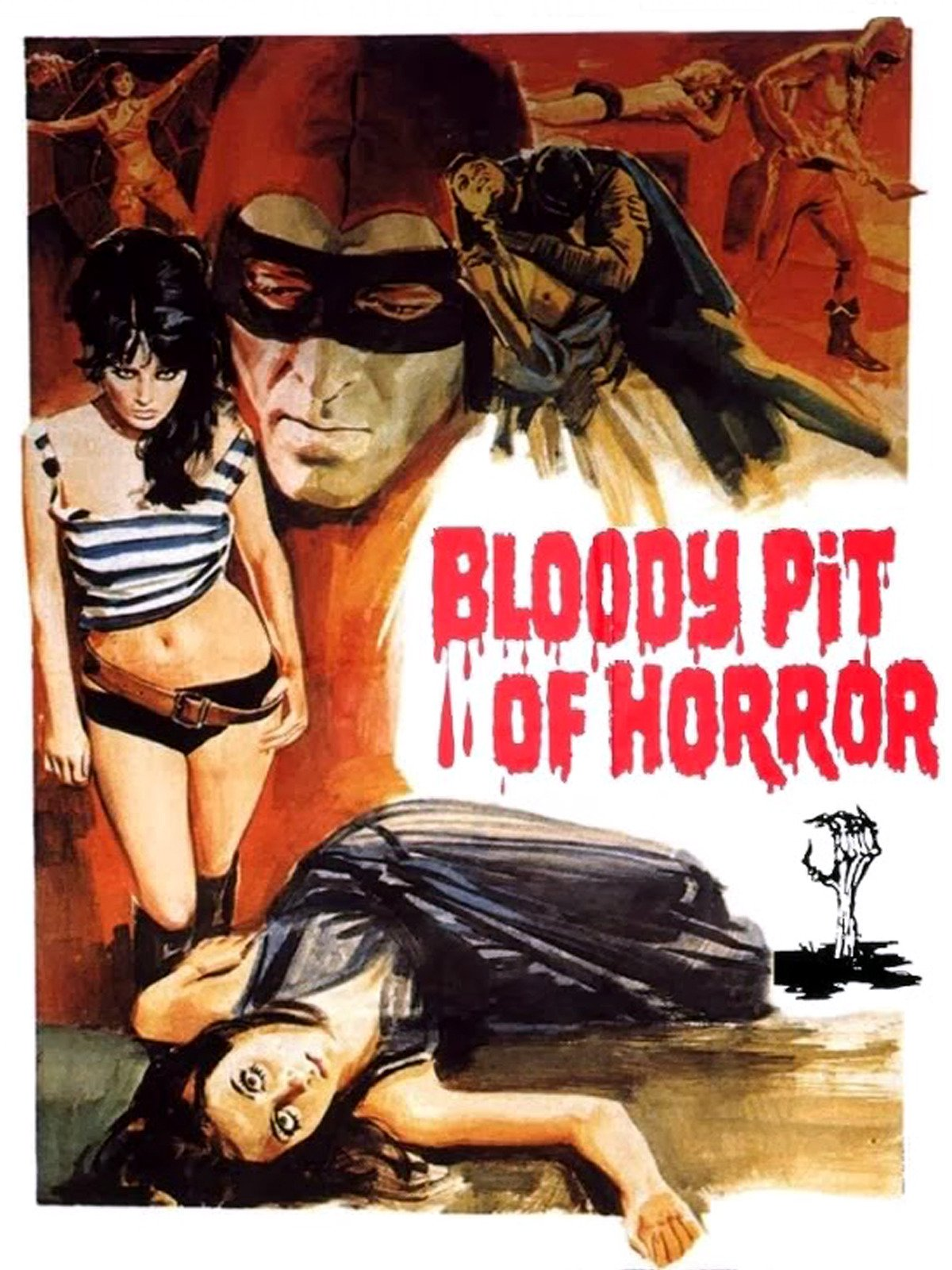 The Bloody Pit of Horror