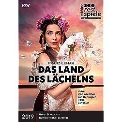 Lehar: Das Land des Lachelns Morbisch 2019