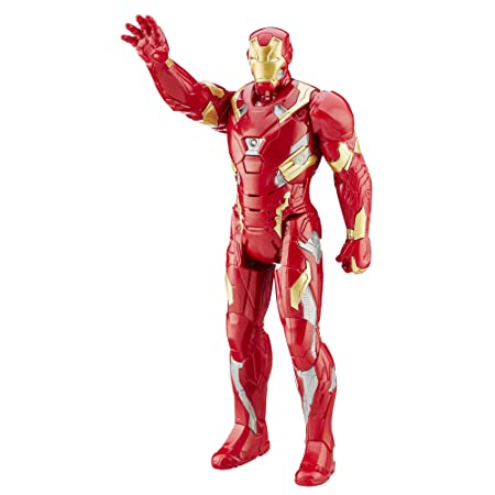 Marvel Avengers - B61771010 - Figurine Electronique - Iron Man
