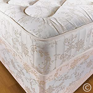 Hf4You 3Ft 6  Large Single 10 Inch Orthopaedic Deep Quilted Damask Mattress       review