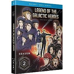 Legend of the Galactic Heroes: Die Neue These - Season 2 [Blu-ray]