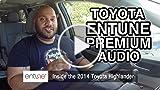 Toyota Entune Premium Audio & App Suite Demo!