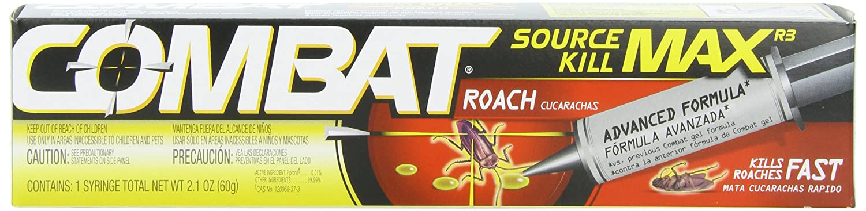 Amazon.com: Combat Source Kill Max Roach Killing Gel, 60 Gram ...