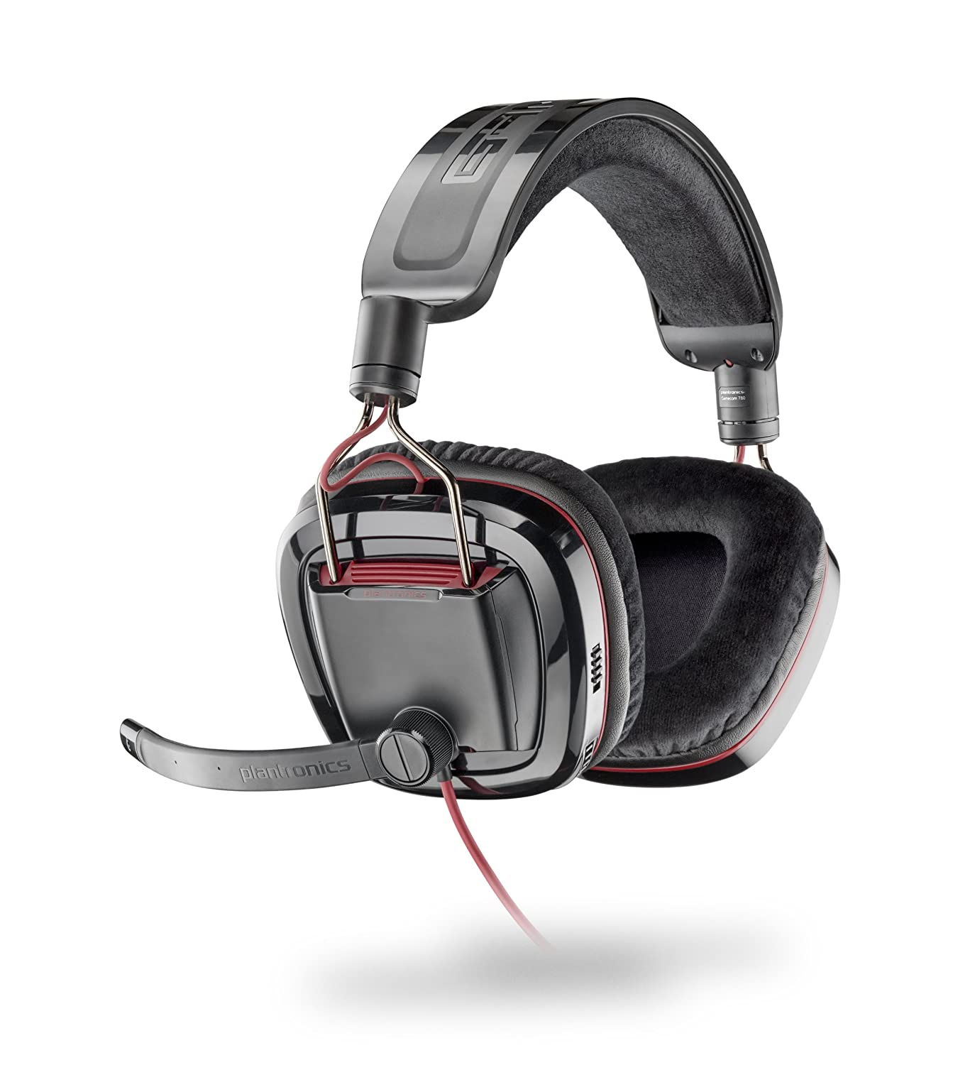 Casque & Micro PLANTRONICS GAMECOM 780 NOIR