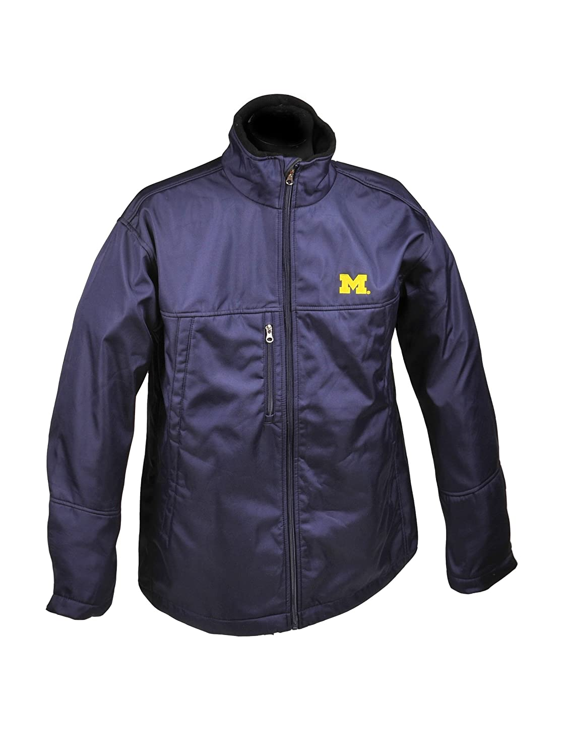 Michigan Wolverines Performance Zip Jacket