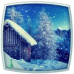 Snow Rush - Snow Fall for Your Screen