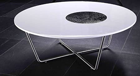 Vig Furniture Armani Round Coffee Table