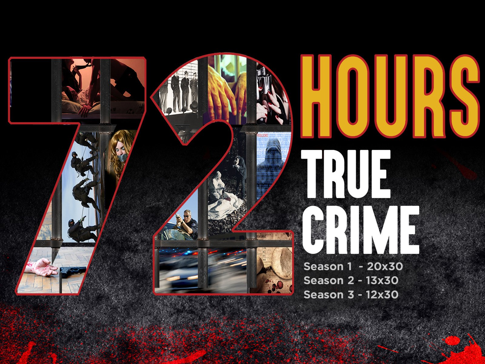 72 Hours on Amazon Prime Video UK