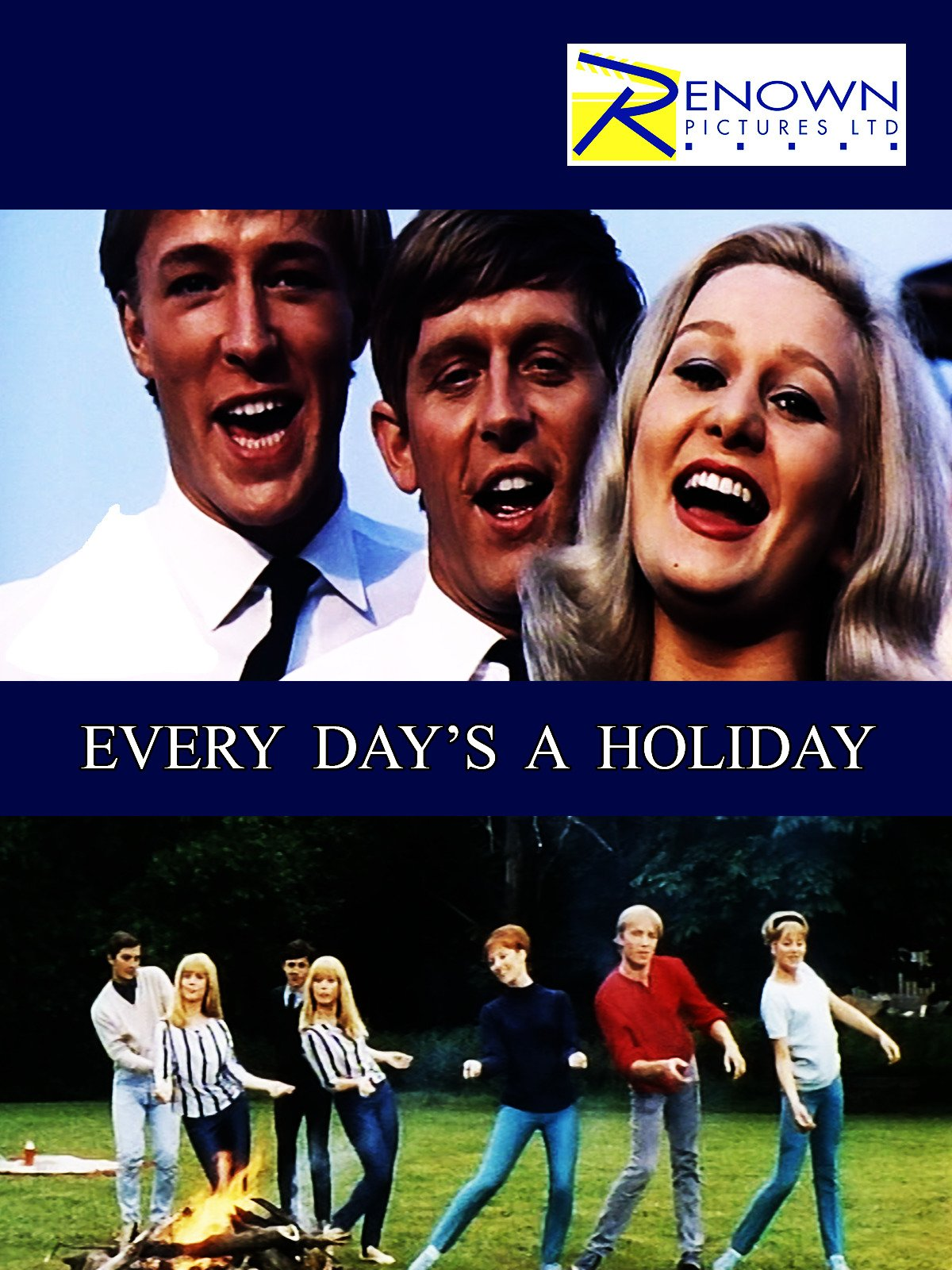 Every Days A Holiday on Amazon Prime Instant Video UK