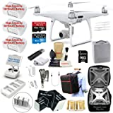 DJI Phantom 4 PRO Drone Quadcopter Bundle Kit with 3 Batteries, 4K Professional Camera Gimbal and MUST HAVE Accessories (Tamaño: Phantom 4 PRO)