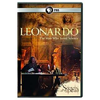 Book Cover: Secrets of the Dead: Leonardo, The Man Who Saved Science Season 16 DVD
