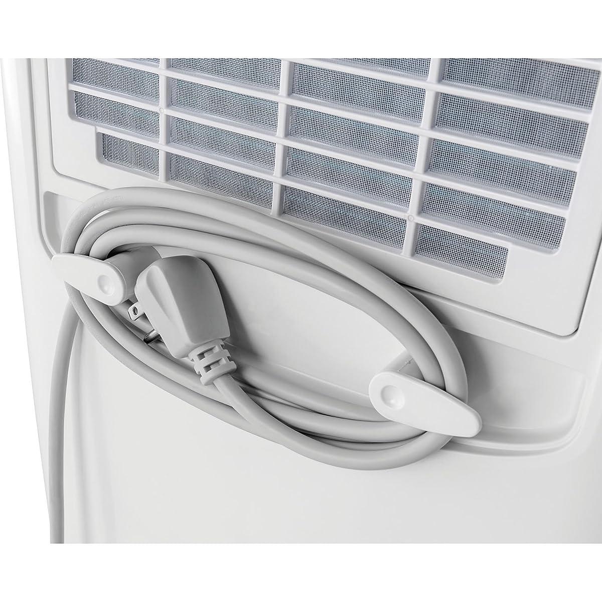 Frigidaire FFAD7033R1 70-Pint Dehumidifier with Effortless Humidity Control, White
