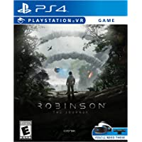 PSVR Robinson: The Journey for PlayStation 4