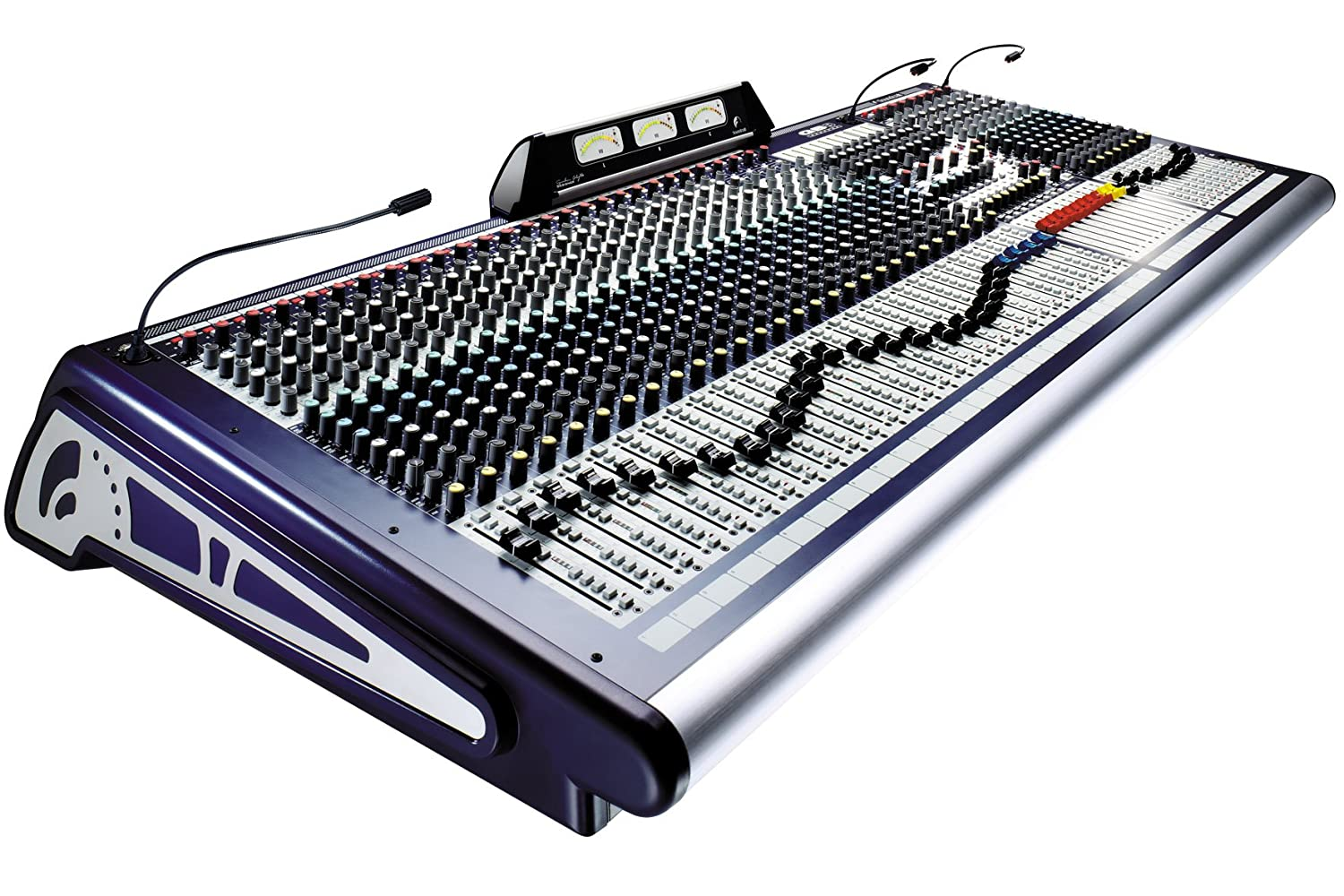 Soundcraft GB8 48 48-Channel Mixer Console soundcraft vi series madi card
