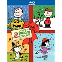 Peanuts Holiday Collection on Blu-ray