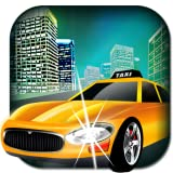 Taxi in New-York Traffic - The cool free cab game