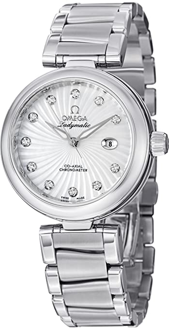 Omega Deville Ladymatic Ladies Watch 425.30.34.20.55.001