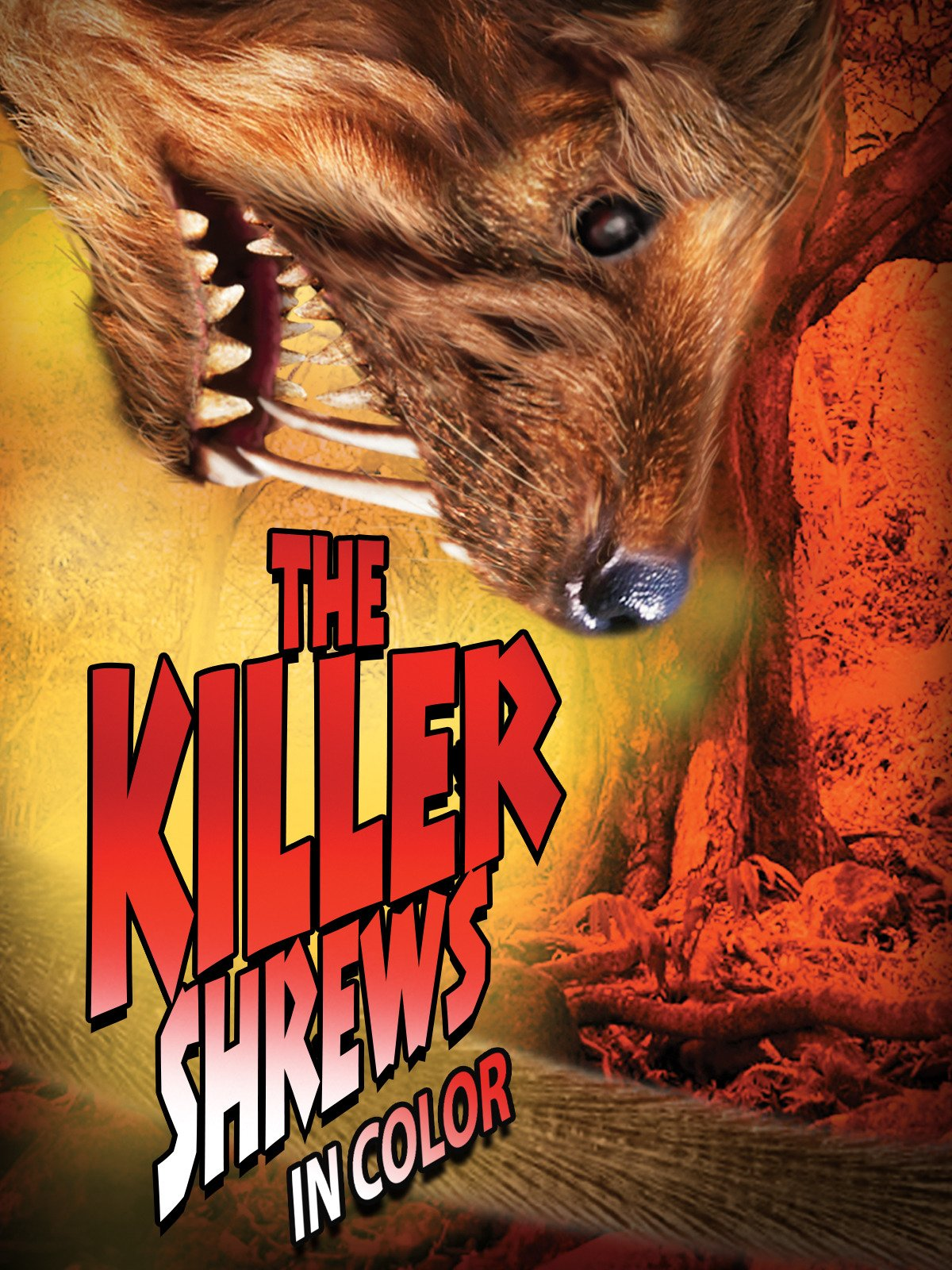 The Killer Shrews (In Color)