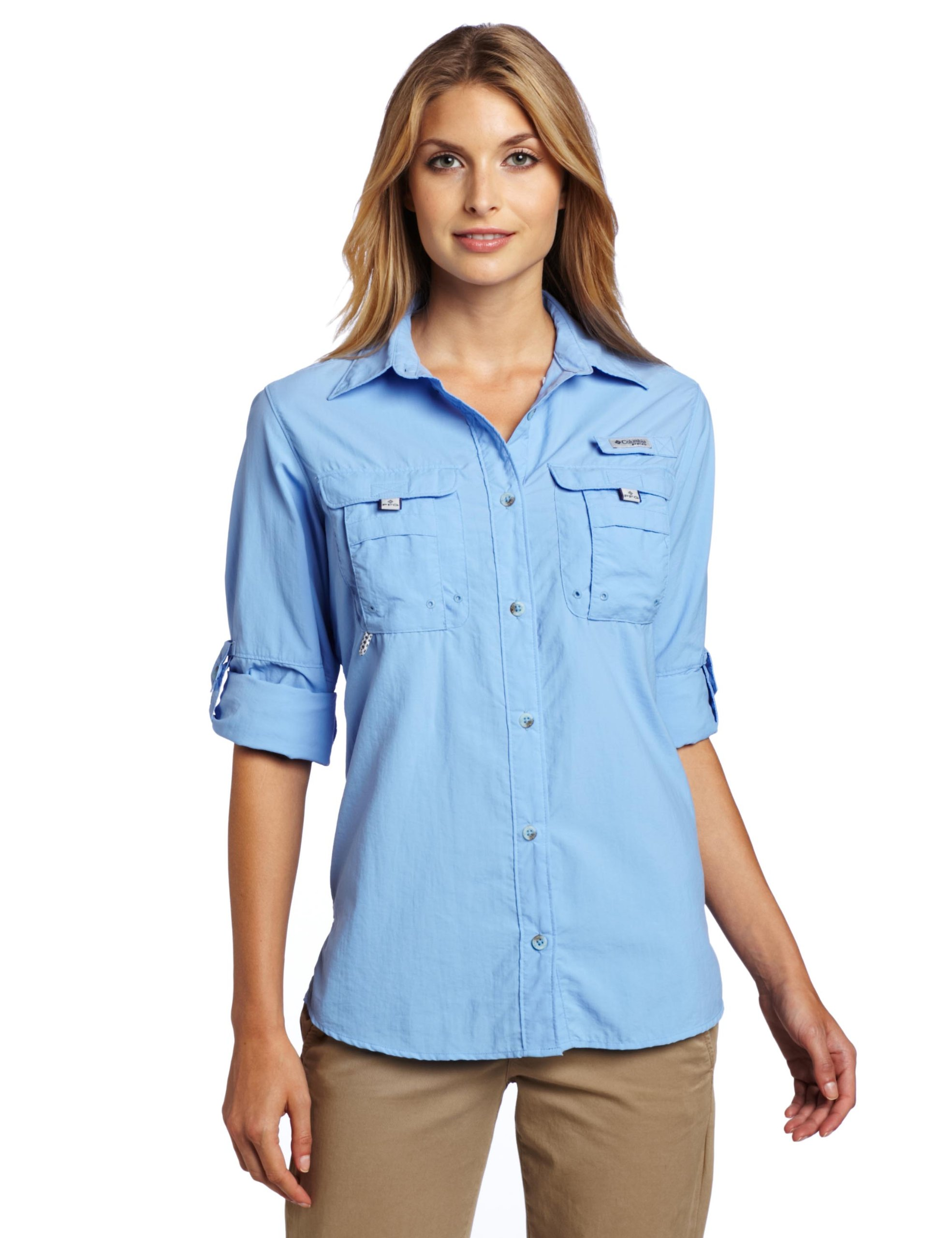 Galleon columbia women 39 s bahama long sleeve shirt for Toddler columbia fishing shirt