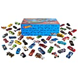 Hot Wheels Basic Car 50-Pack (Packaging May Vary) (Color: Multicolor)