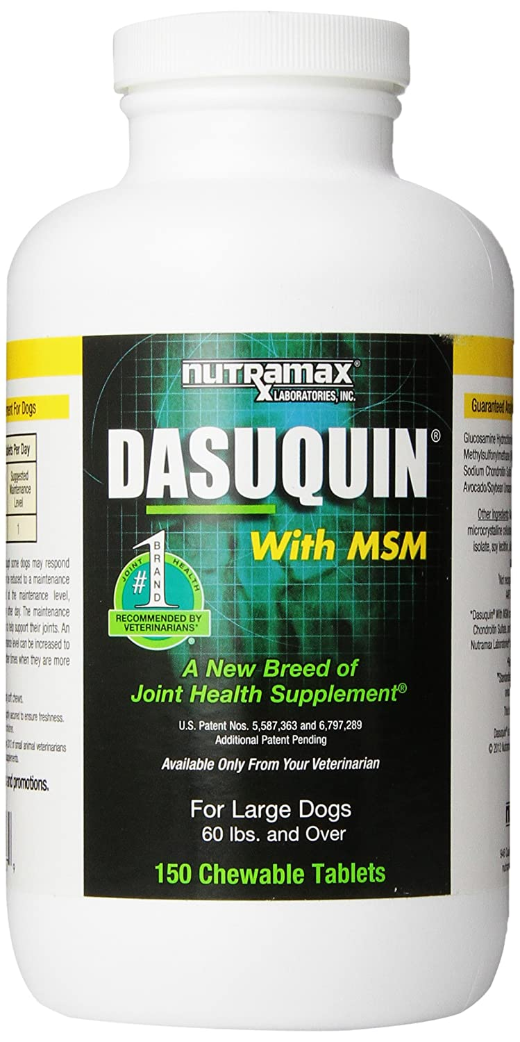 Nutramax Dasuquin With Msm For Large Dogs  Tablets